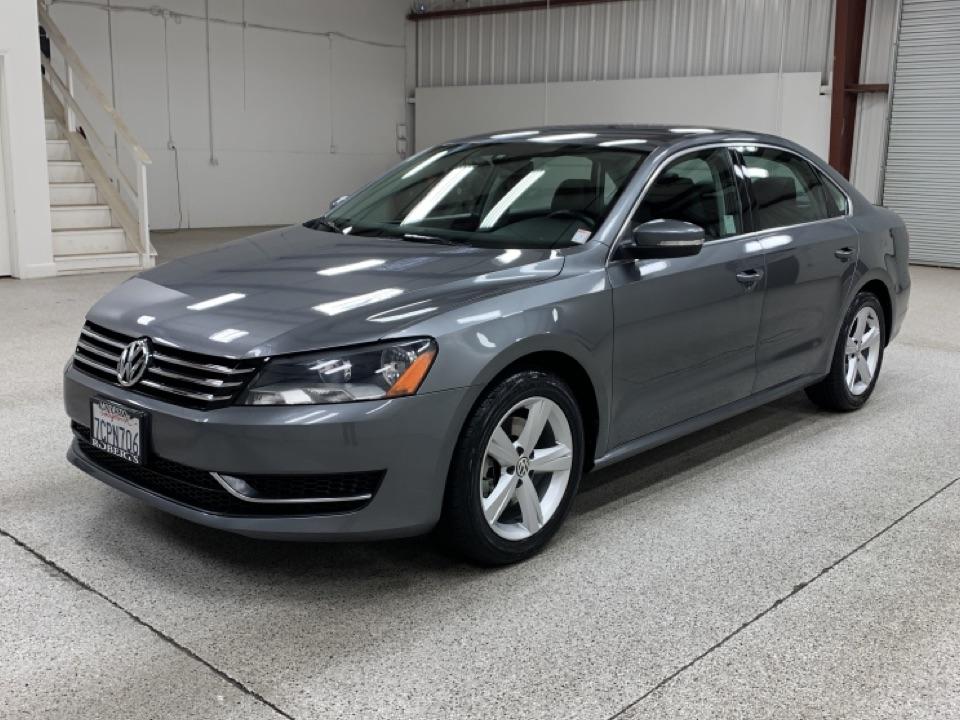 Roberts Auto Sales 2014 Volkswagen Passat
